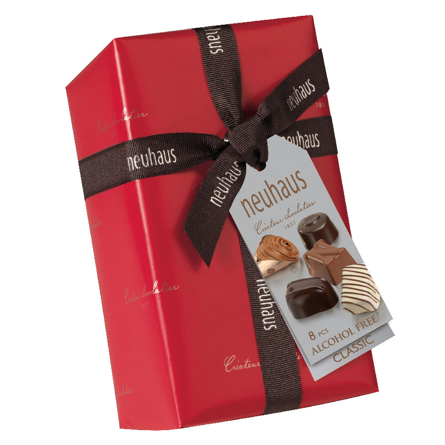 Neuhaus 1/4 lb ballotin (8 pieces) DeMeersman Luxury Chocolate