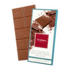 neuhaus milk chocolate delivery canada chocolate neuhaus tablet milk 32% west africa delivered